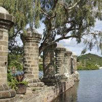 Nelsons Dockyard, Antigua and Barbuda, Caribbean